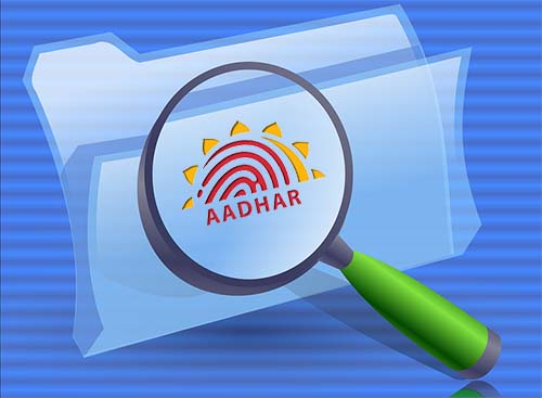 Nearest Aadhar center